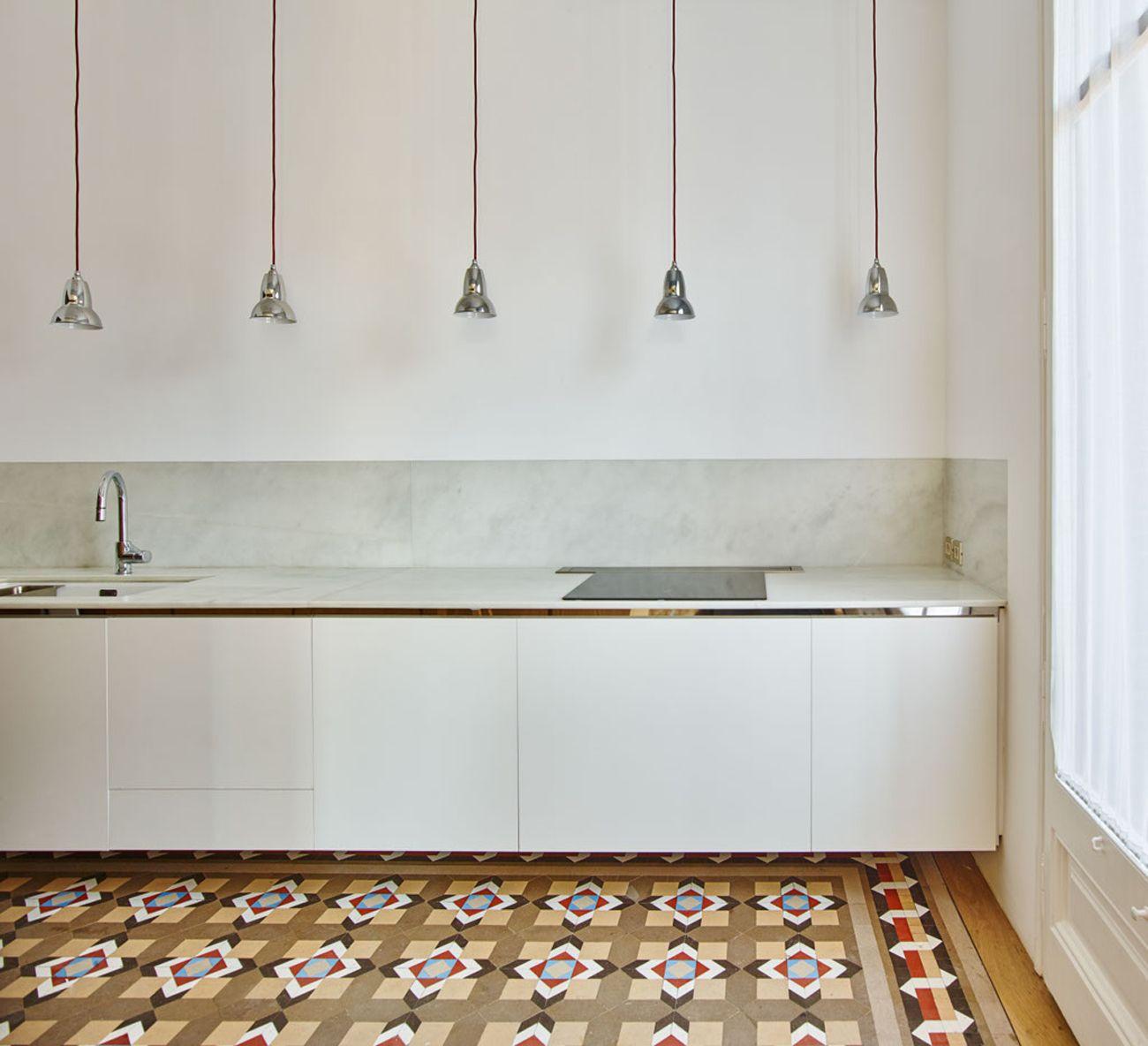 Appartamento modernista a Barcellona - Living Corriere | Interior ...