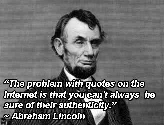 The Problem With Quotes On The Internet Quotesgram Quotes Quotes And Notes Slang Quotes