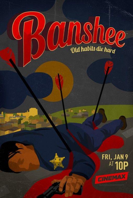 Banshee Season 3 Poster Seat42f Banshee Tv Banshee Tv Series Cinemax