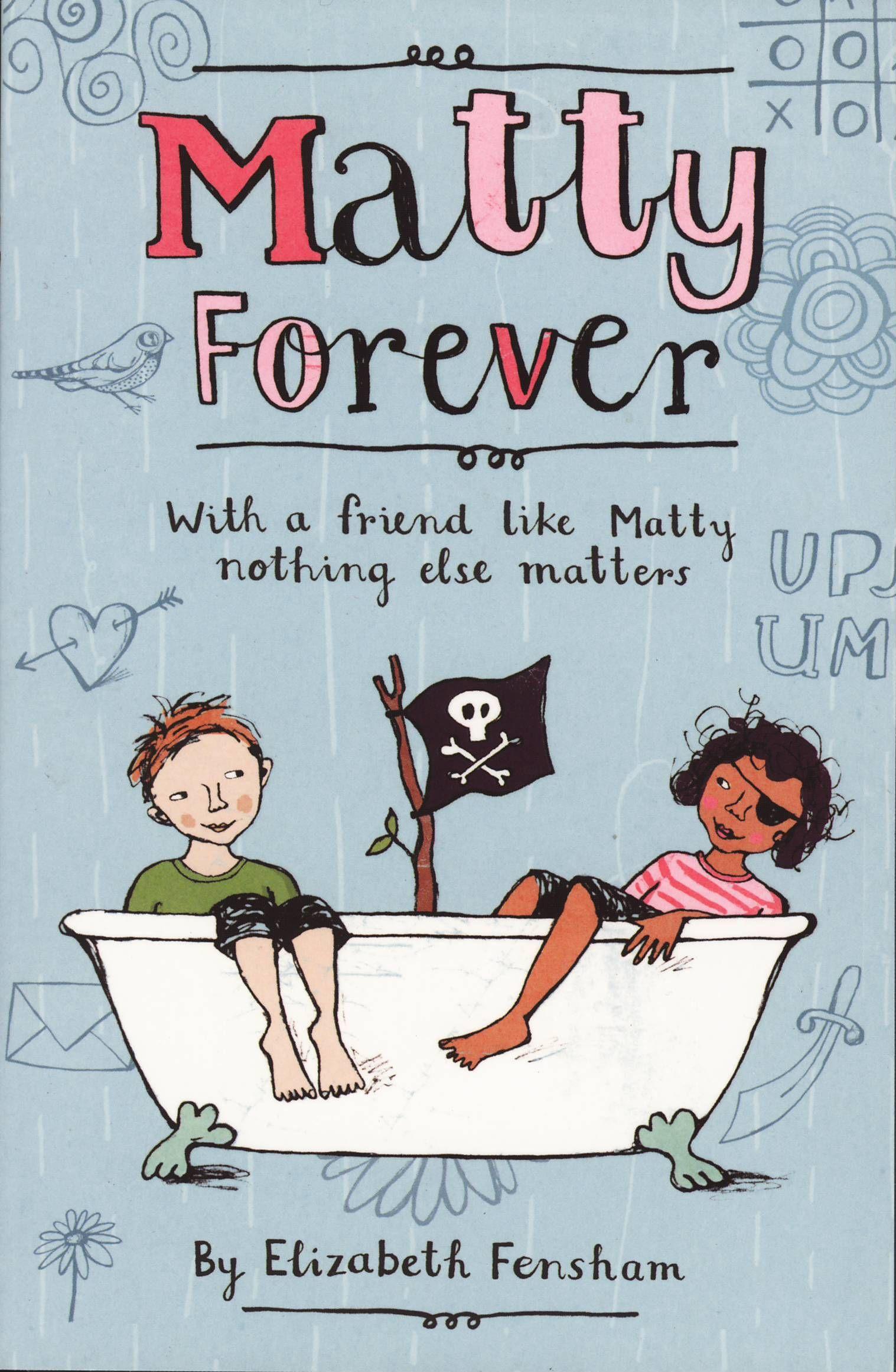 Matty Forever By Elizabeth Fensham Cbca Shortlist