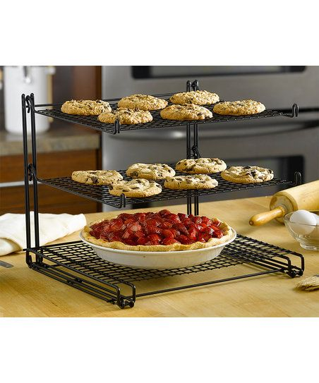Betty Crocker Nonstick Three-Tier Cooling Rack | zulily