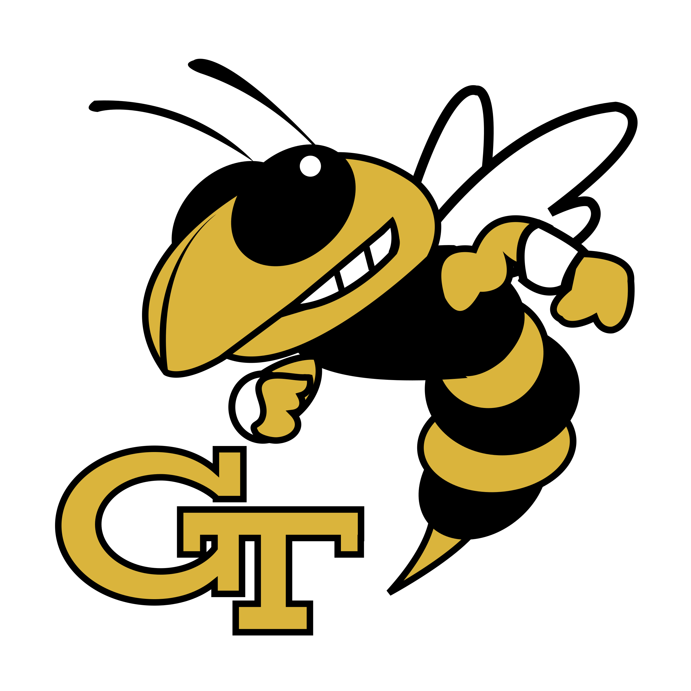 Georgia Tech Yellow Jackets Logo Georgia Tech Yellow Jackets