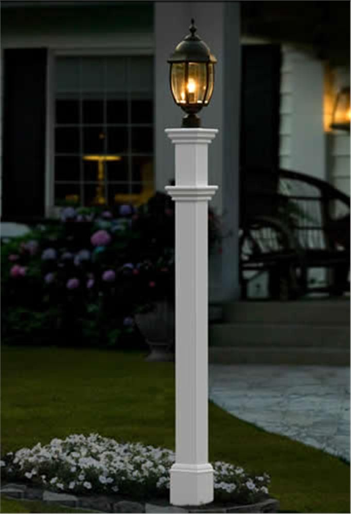 Portsmouth Lamp Post Outdoor Post Lights Outdoor Lamp Posts