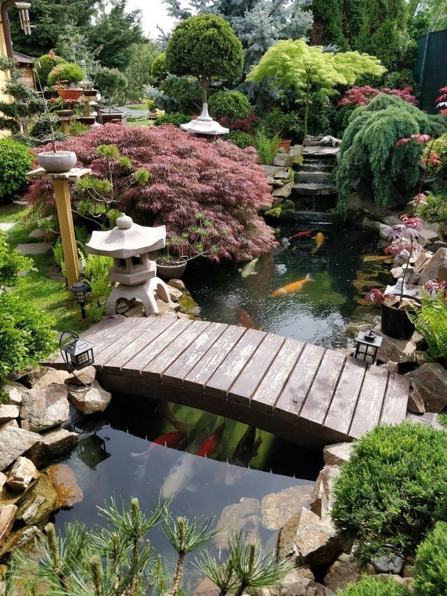 This garden design is stunning and simple The gorgeous green seating area the beautiful stone section and the perfectly laid out path  we love it -  #interior #japanese #design #garden #summer #first   - #area #Beautiful #design #Garden #Gorgeous #green #homedesign #homediy #homeideas #homeplans #laid #love #path #perfectly #seating #section #simple #stone #stunning