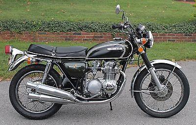 Honda Cb Honda Cb Vintage Honda Motorcycles Honda Bikes