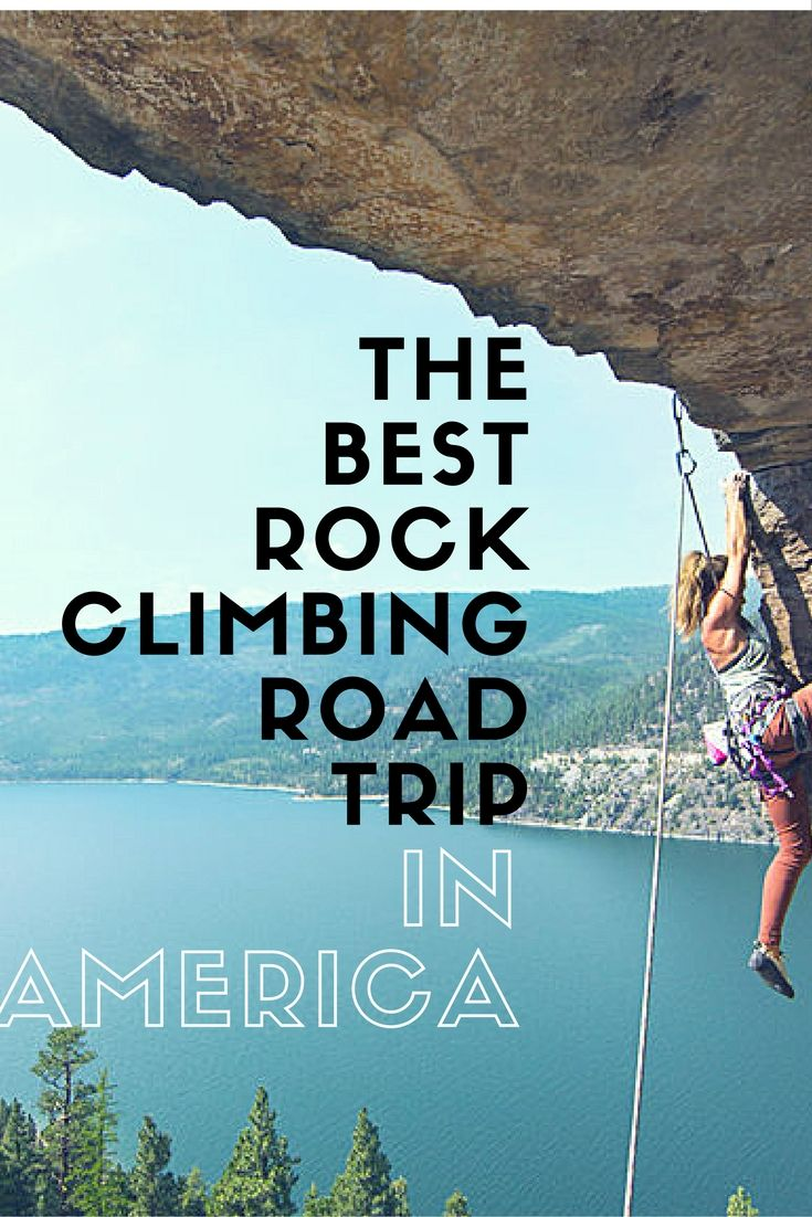 A Data Scientist Devises the Best Rock Climbing Road Trips in