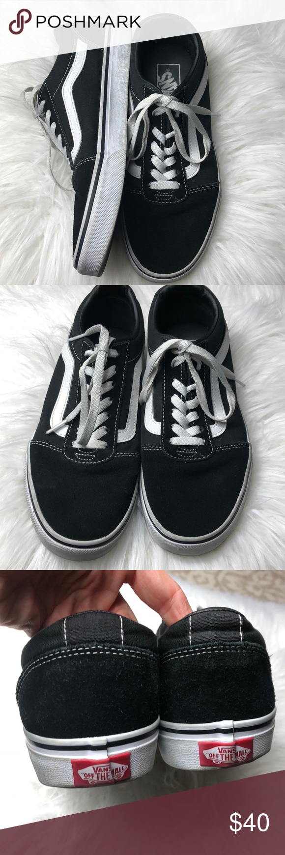 are vans ward and old skool the same