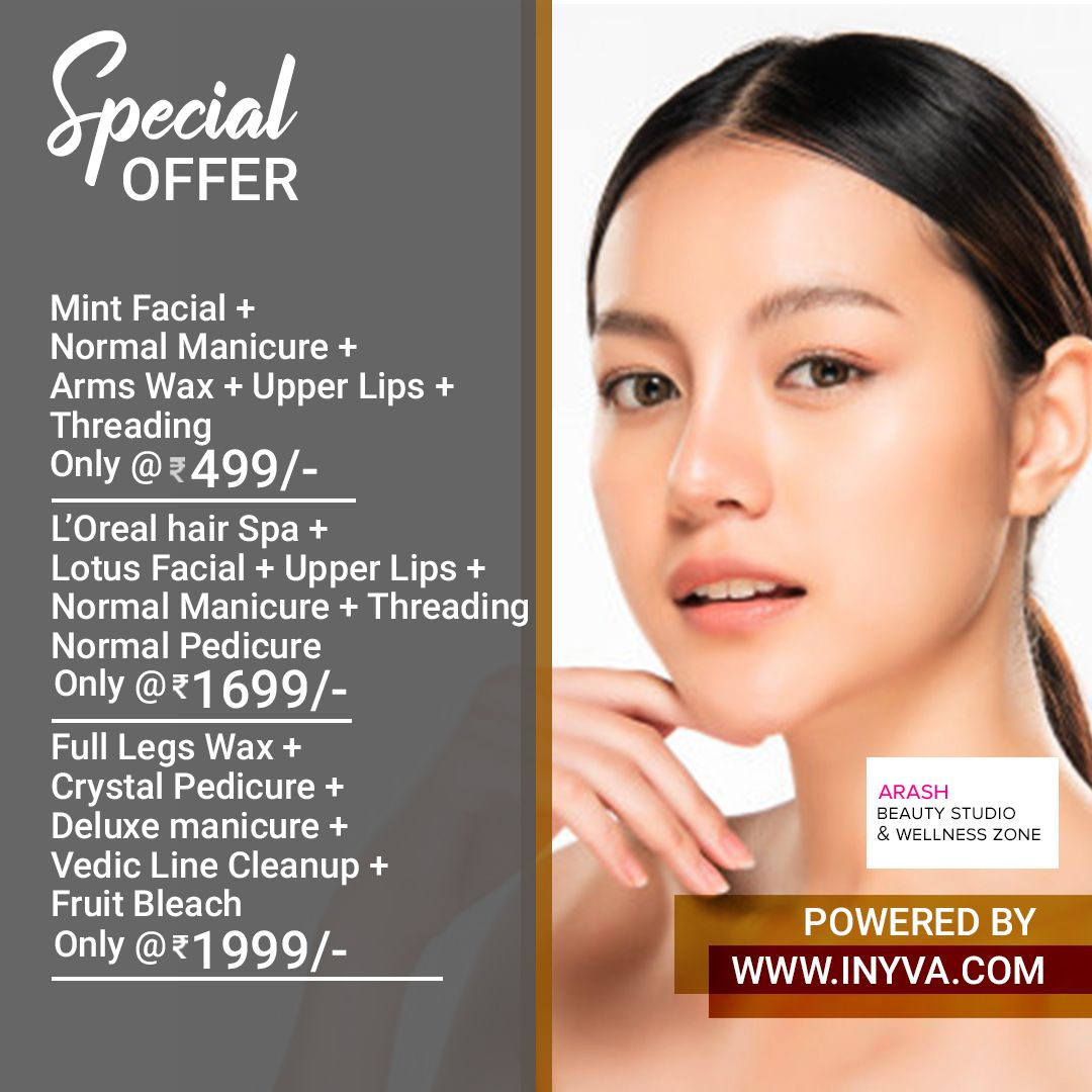 Arash Beauty Wellness Inyva Spa Salon Beauty Wellness Beauty