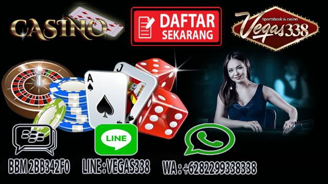Daftar Casino Online Terpercaya Via Whatsapp Vegas338 Casino Slot Online Agen