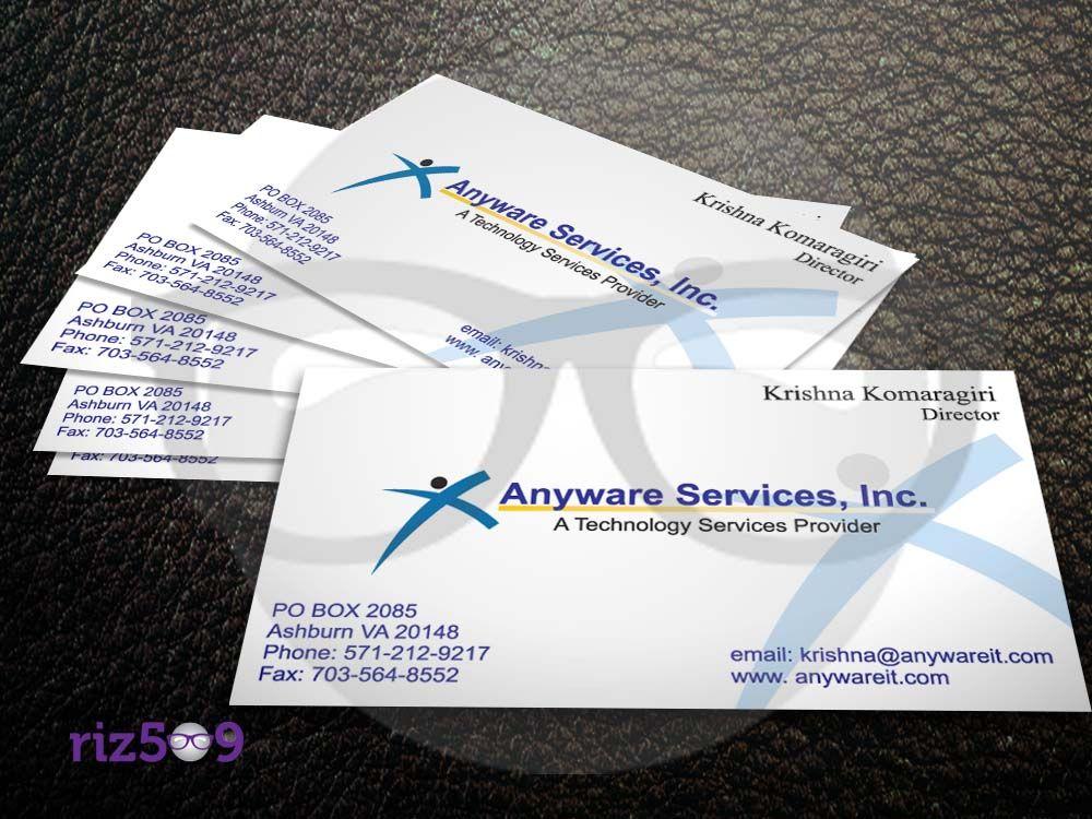 "business card size 35""x2"" stock 310gsm art card"