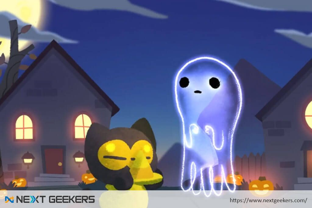 Halloween 2017 Google Doodle gives the holiday an unexpected warm ...