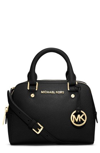 Michael Kors Jet Set Small Satchel Nordstrom Fashion Pinterest Handbags Bagichael