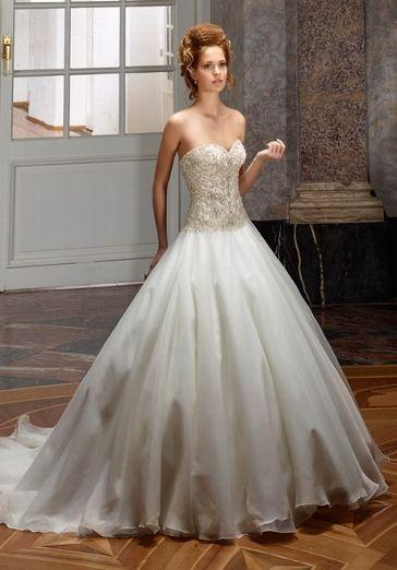 Brautkleid ballkleid stil