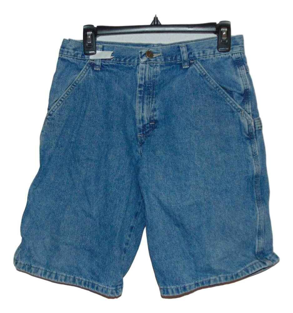 8af711b76 Wrangler Denim Jean Carpenter Shorts 14 Husky #Wrangler #Everyday ...