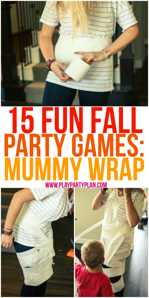 15 fun fall party games that are perfect for every age for kids for adults party ideas. Black Bedroom Furniture Sets. Home Design Ideas