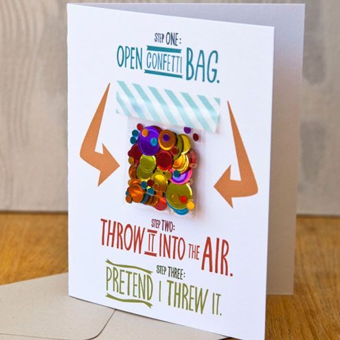 Adorable Birthday Card Idea For Long Distance Friends And Relatives Diy Gifts