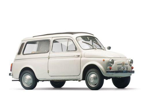 Fiat 500 Giardiniera チンクエチェント