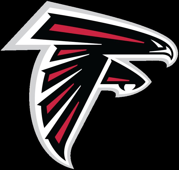 Atlanta Falcons Logo NFL | Atlanta falcons, Logos, Esportes