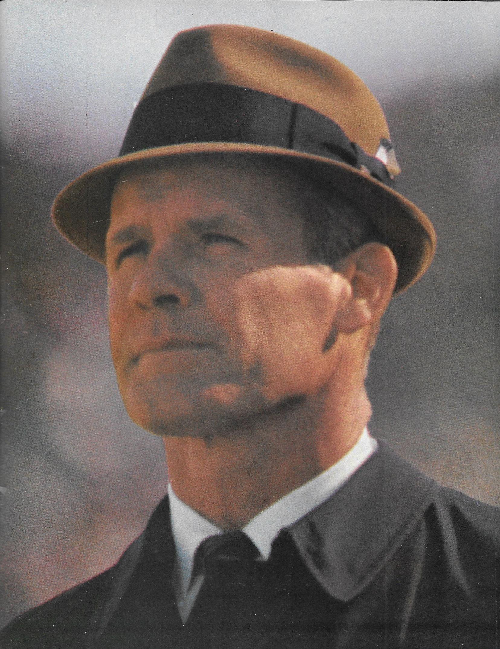 Head coach tom landrydc 1969 outlook dallas cowboys