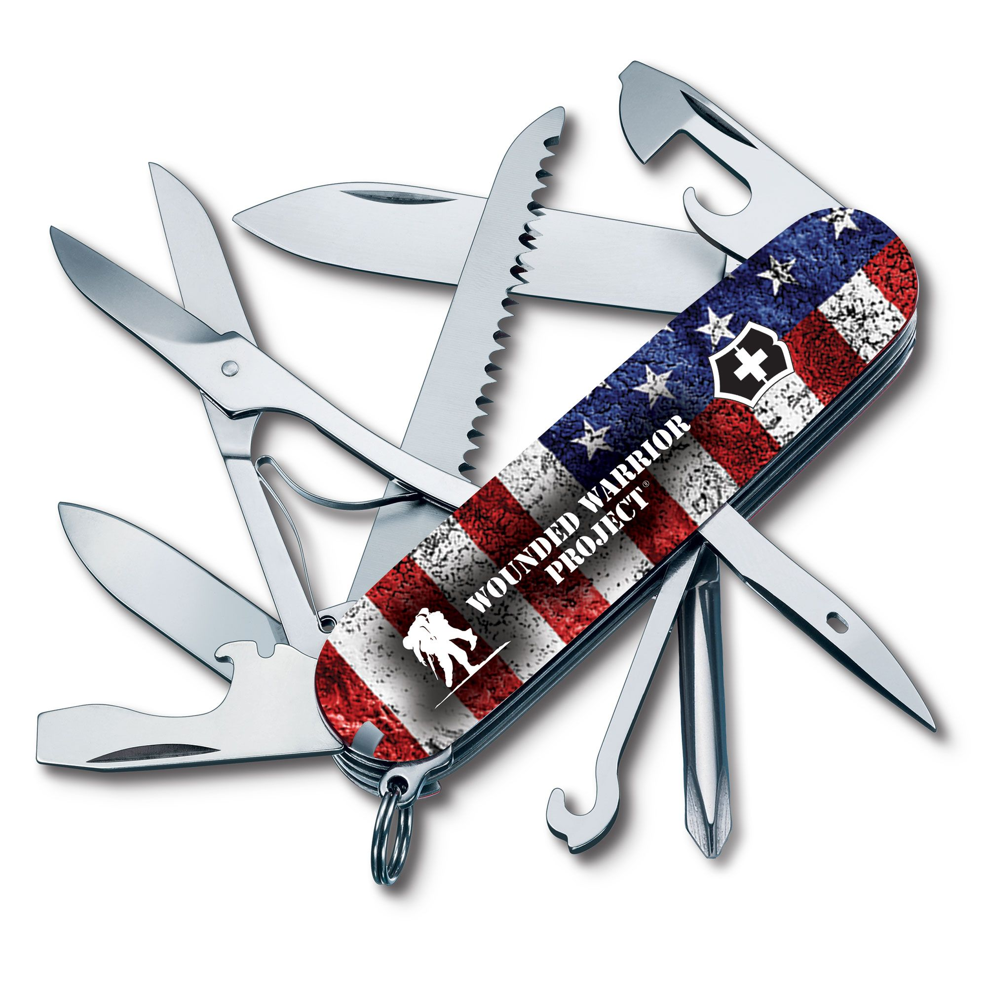 Victorinox Swiss Army Has Partnered With Wounded Warrior