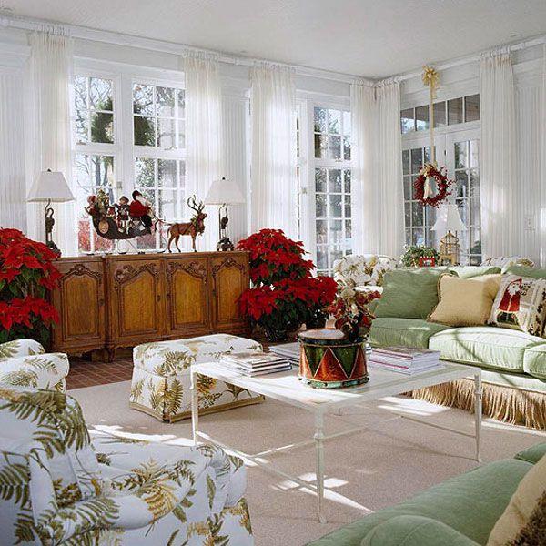Ideas de Decoración de Navidad el Espíritu de la Navidad en su Sala