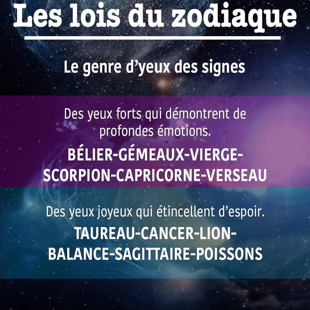 Epingle Sur Signes Astrologiques