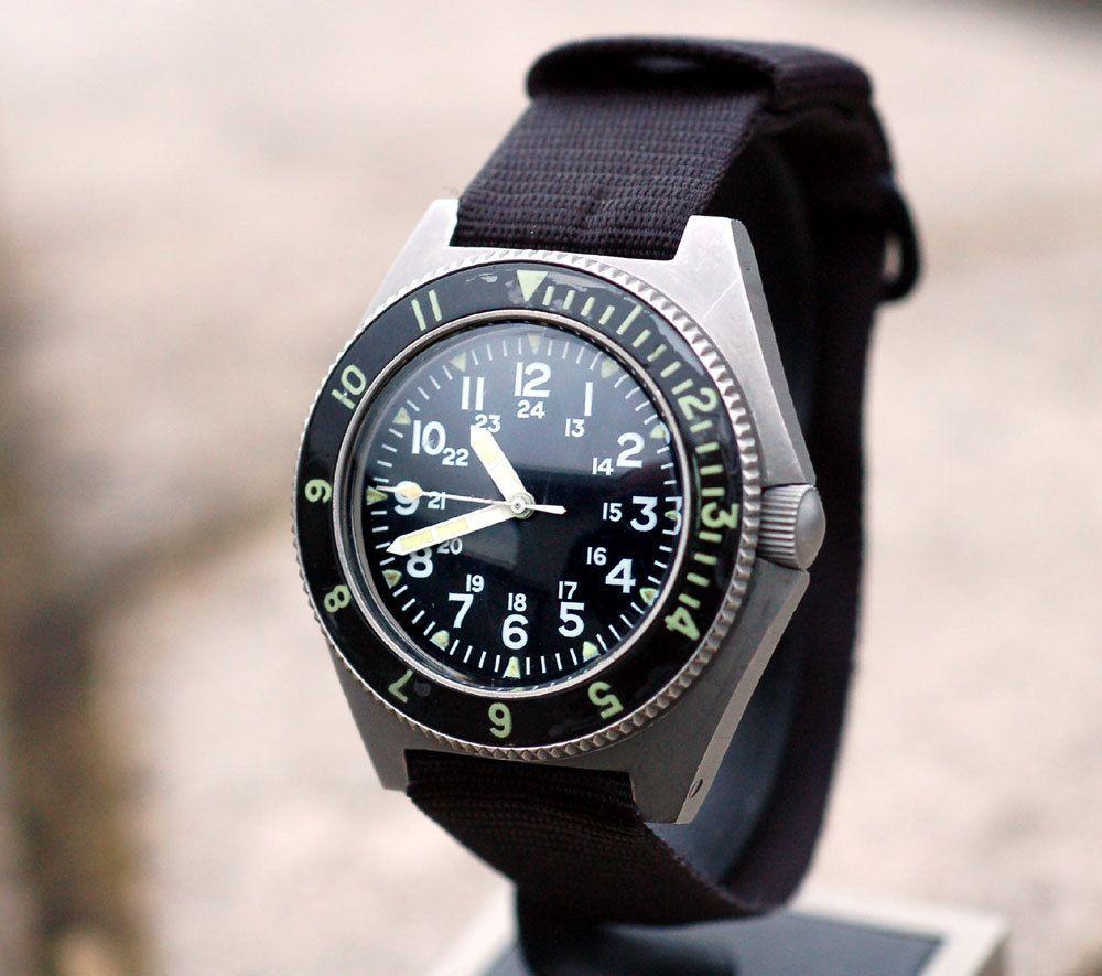 Benrus Type II A Vietnam Navy Seals (1978)
