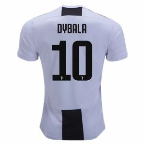 83a7613cf 2018-19 Cheap Jersey Juventus Home Dybala Replica White Shirt  CFC256