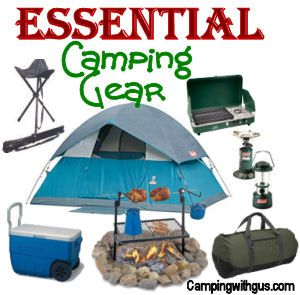 Photo of Is this the basic essential camping gear for your campsite?