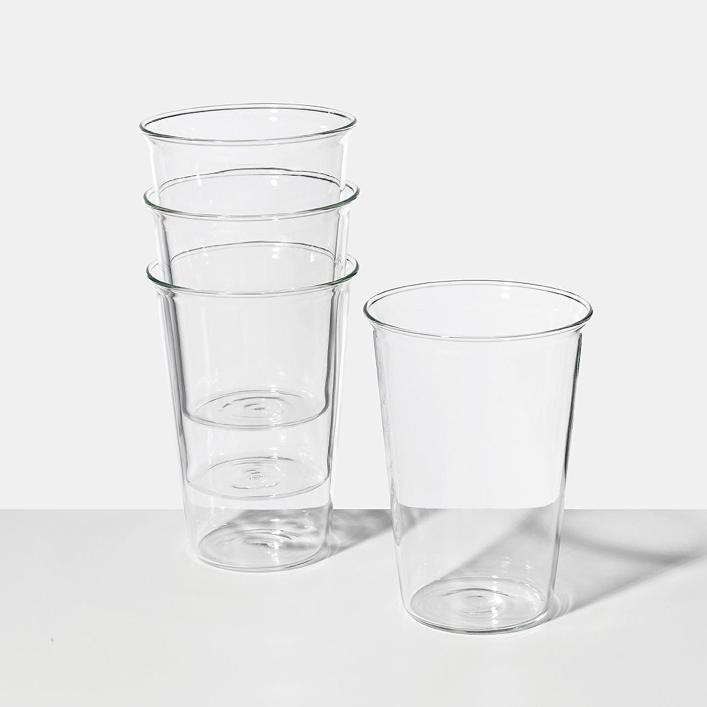 Clear Glass Dinnerware Collection Glass Dinnerware Glass Kitchenware Clear Glass