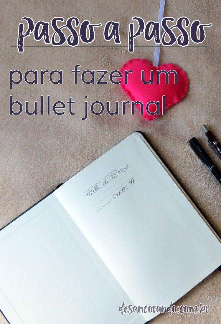 Como montar um bullet journal passo a passo doodles pinterest um passo a passo simples e fcil de seguir para quem quer aprender a fazer um bullet journal no link fandeluxe Image collections
