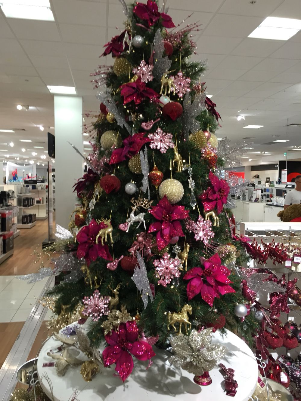 Luxe Christmas tree in Myer | Christmas Most Beautifulest Trees and ...