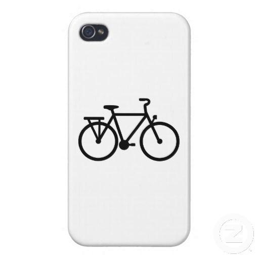 Bicycle bike iPhone 4 covers