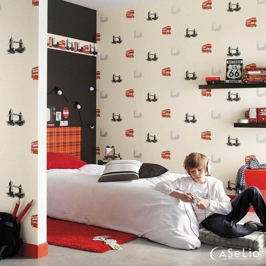 No Limit Wallpaper Papel Pintado De Caselio Encu Ntralo En  ~ Habitaciones Juveniles Con Papel Pintado