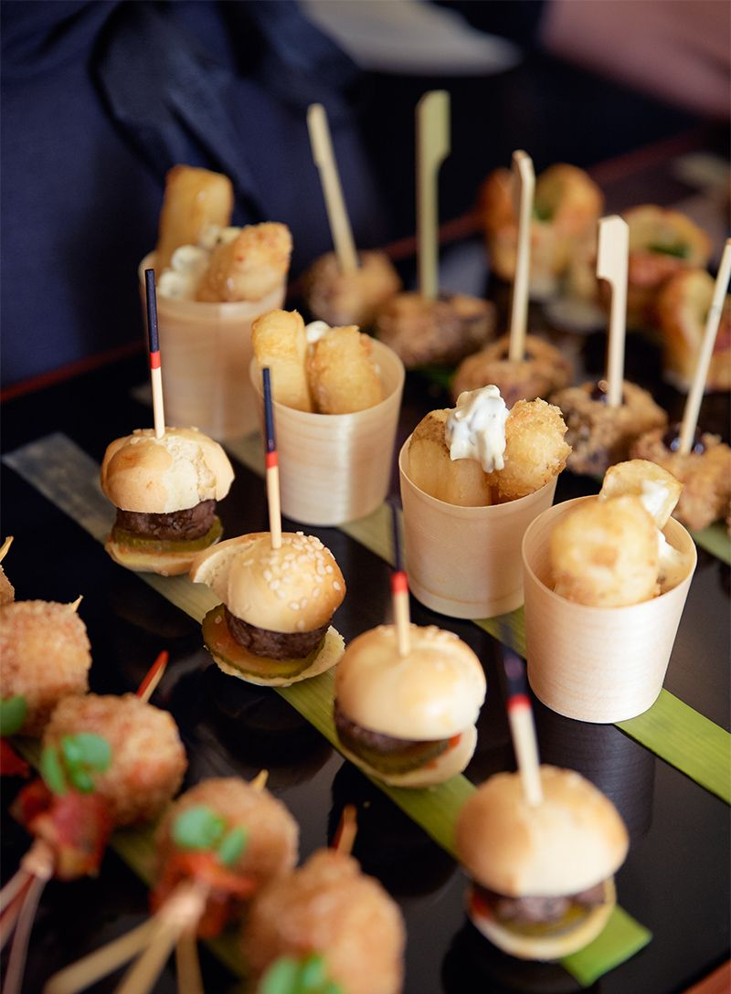 Canape 2016 Creative Wedding Catering Ideas Hot Wedding Trends For 2016