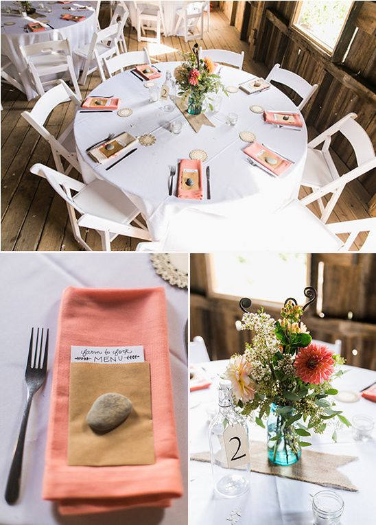 Best Casual Bed And Breakfast Wedding Reception Table 400 x 300