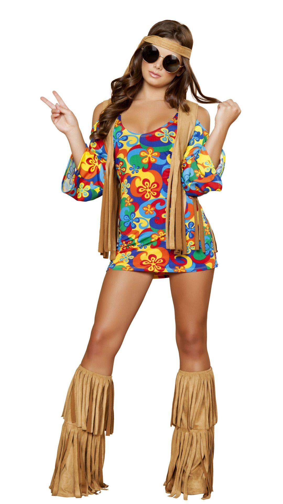 hippie costume pcs click picture twice to see details  pricing halloween sexycostume thesexiestlingerie also rh pinterest