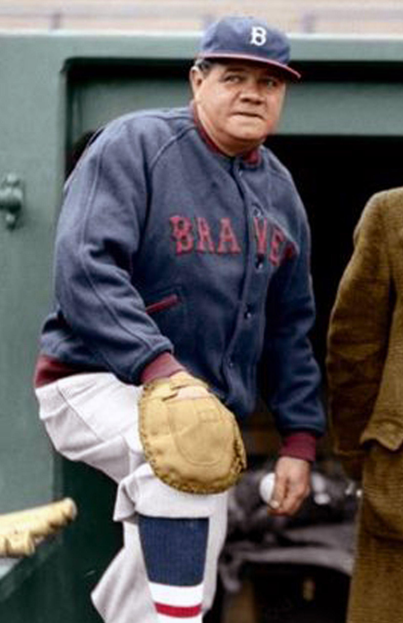 The Bambino Braves Atlanta Braves Yankees Fan