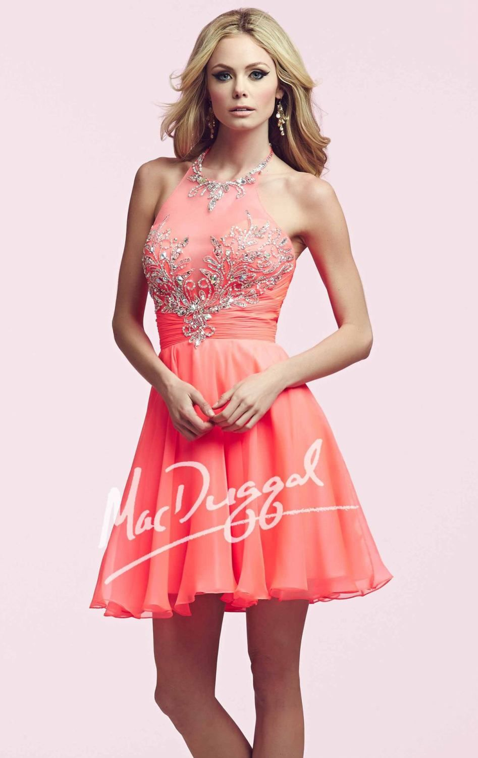 Lighten up the room in this mac duggal homecoming n creation