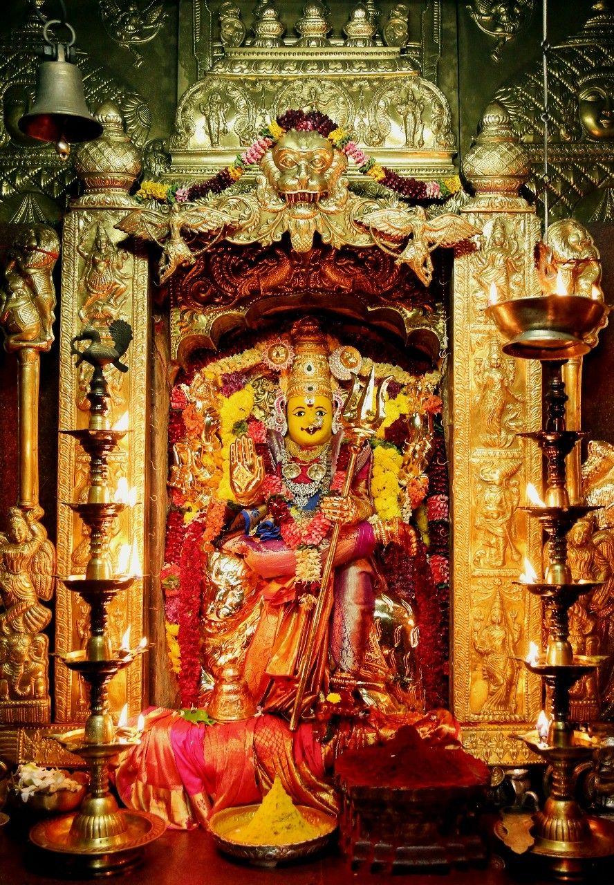 Swami Samarth 3d Wallpaper Today Vijayawada Sri Kanaka Durga Mata Alamkaram 🙏28 9