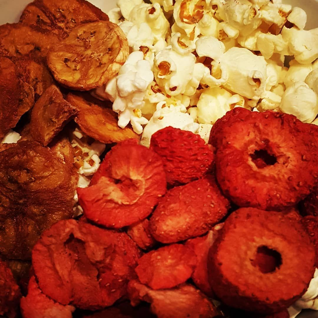 Snack time - popcorn, @baresnacks cinnamon banana chips, @traderjoes freeze dried strawberries.  Posting every calorie.  #healthyfood… #freezedriedstrawberries Snack time - popcorn, @baresnacks cinnamon banana chips, @traderjoes freeze dried strawberries.  Posting every calorie.  #healthyfood… #freezedriedstrawberries Snack time - popcorn, @baresnacks cinnamon banana chips, @traderjoes freeze dried strawberries.  Posting every calorie.  #healthyfood… #freezedriedstrawberries Snack time - p #freezedriedstrawberries