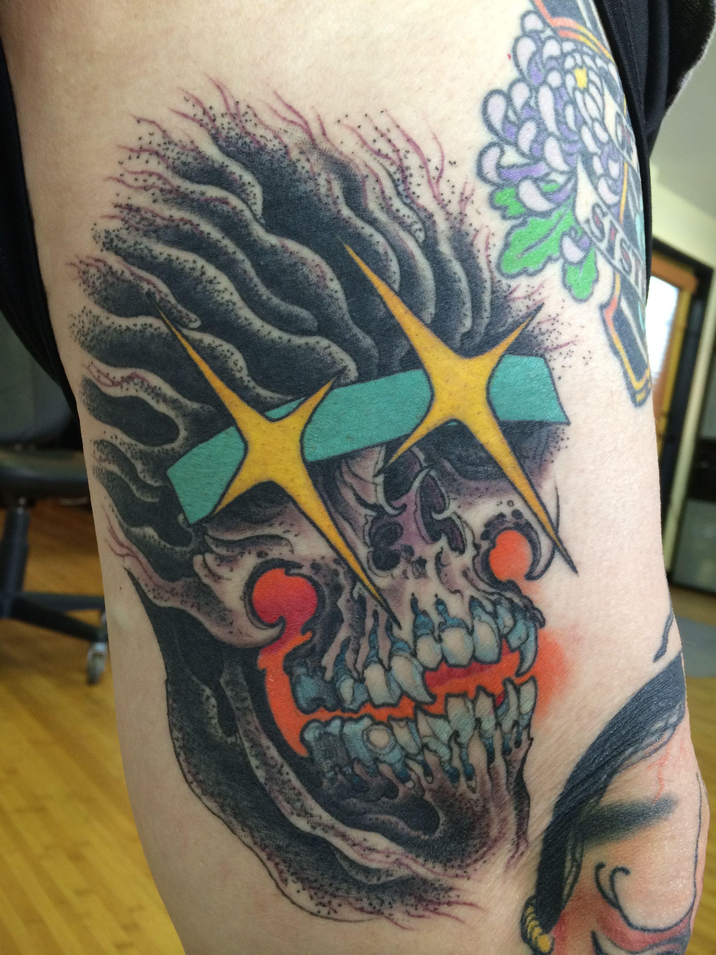 Grime Tattoo Artist >> grime tattoo - Pesquisa Google | Tattoos | Pinterest ...