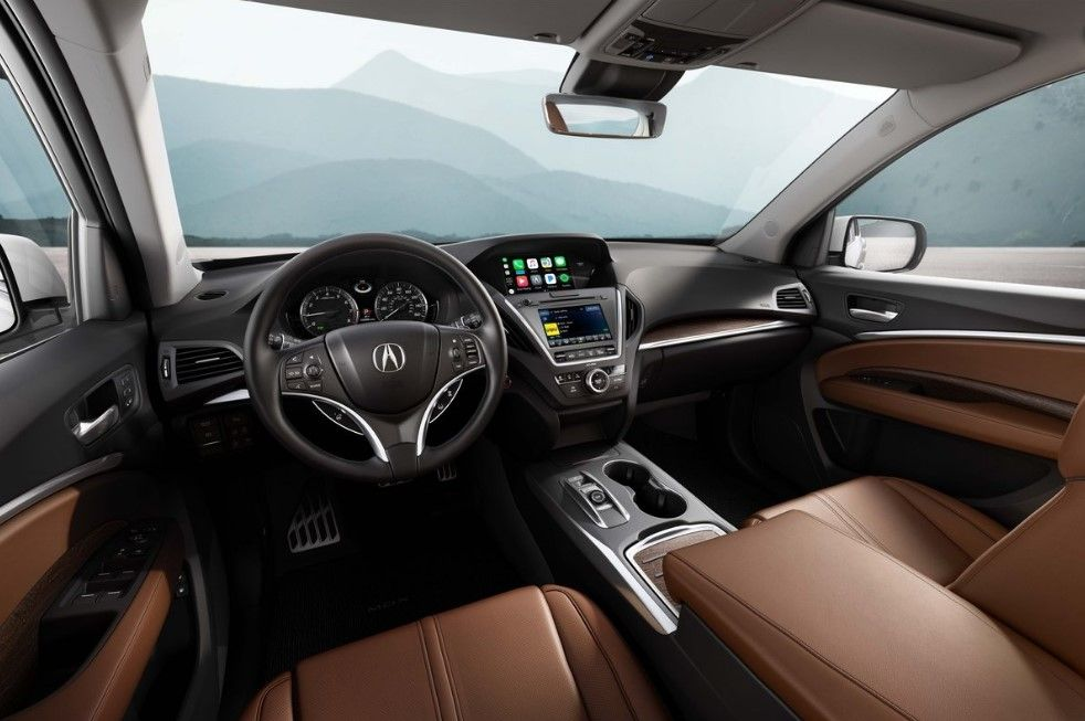2019 Acura Mdx Inside Decorations Acura Mdx Acura Cars Acura Ilx