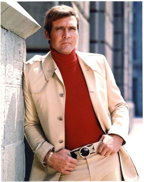 7905717d4d2 The Six Million Dollar Man … fashion icon. Lee Majors 1970 s