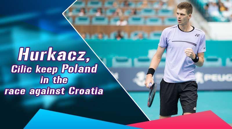Poland Hubert Hurkacz Vs Croatia Borna Coric Match Highlights In 2020 Match Highlights Borna Coric Croatia