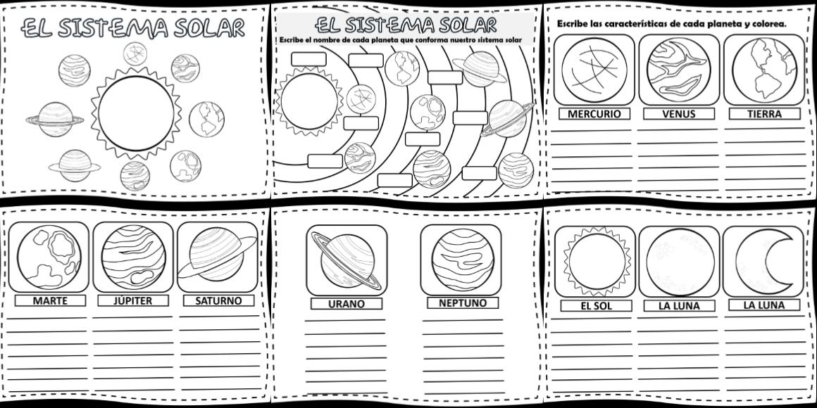 Pin De Irayda Carvajal En Ciencias Naturales Sistema Solar