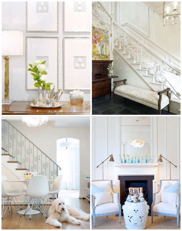 Lighten Up Print store, Interiors and White rooms - best of blueprint dallas blog