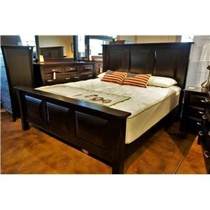 Brookside Furniture Preston Queen Bed. Available at www ...