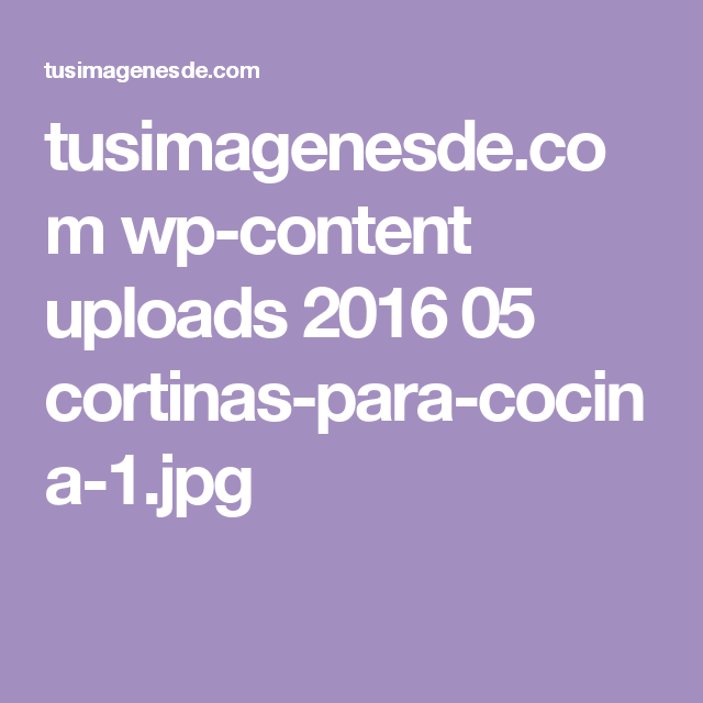 tusimagenesde.com wp-content uploads 2016 05 cortinas-para-cocina-1.jpg