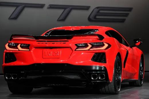 Chevrolet Unveils Price Of 2020 Mid Engine Corvette Chevrolet Corvette Corvette Stingray Corvette